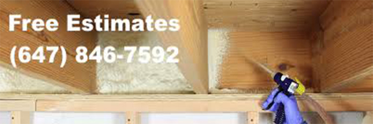 Spray Foam Insulation Richmond Hill Ontario